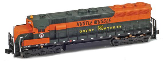 EMD SD45 Hustle Muscle