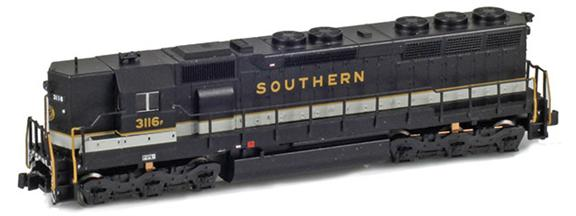 Southern SD45 | High Nose