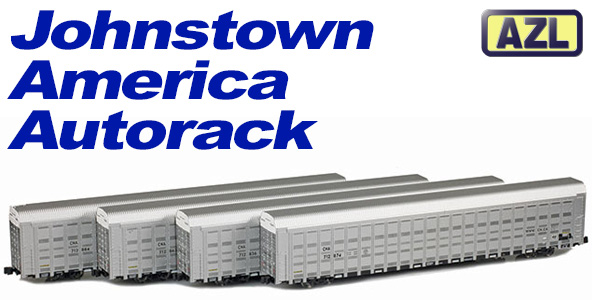 Johnstown America Autorack