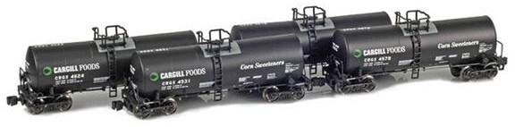 17,600 Gallon Corn Syrup Tank Car