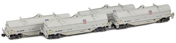 Union Pacific - NSC Coil Cars