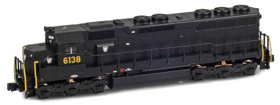 Pennsylvania - EMD SD45