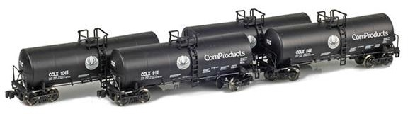17,600 Gallon Corn Syrup Tank Car CCLXs