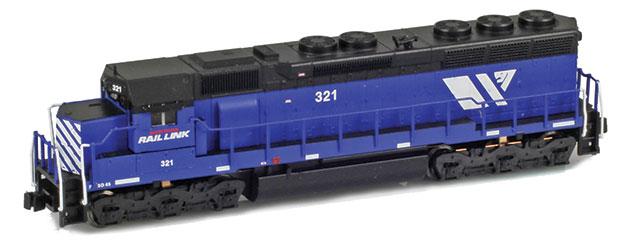 EMD SD45