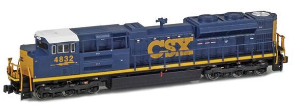 CSX SD70ACe