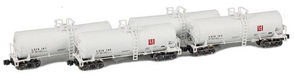 17,600 Gallon Corn Syrup Tank Cars | Liquid Sugars