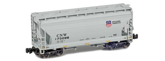 "We will deliver"" CNW ACF 2-Bay"