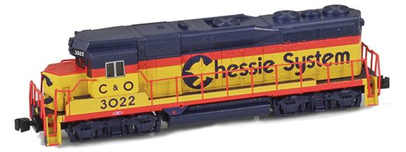 Chessie GP30 C&O