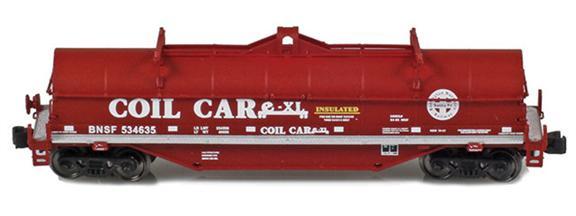 BNSF NSC Coil Car