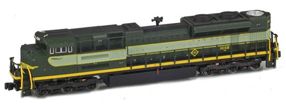 NS SD70ACe Erie Heritage