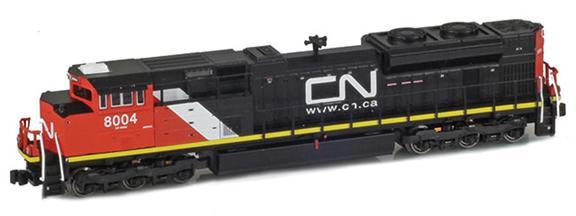 CN SD70ACe