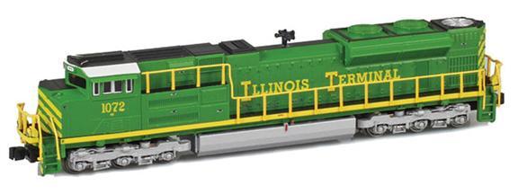 NS SD70ACe 1072 Heritage - Illinois Terminal