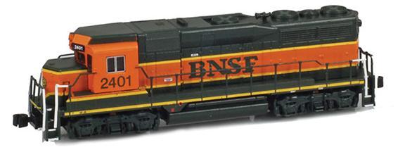 BNSF GP30