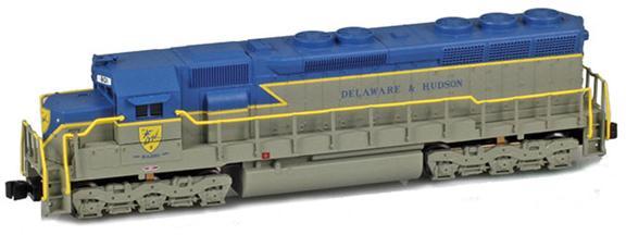 SD45 | Delaware & Hudson