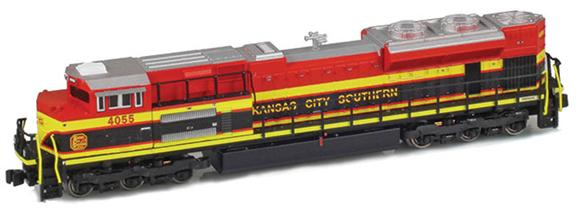 KCS SD70ACe