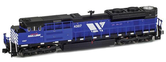 SD70ACe MRL