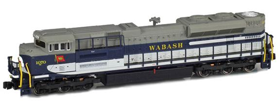 SD70ACe NS | Wabash
