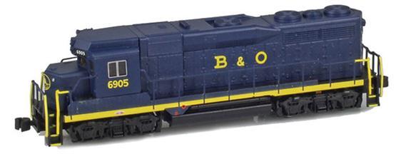 EMD GP30 – Baltimore & Ohio