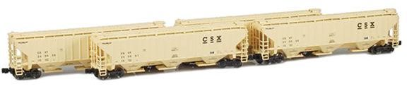 CSX | PS2-CD Covered Hoppers