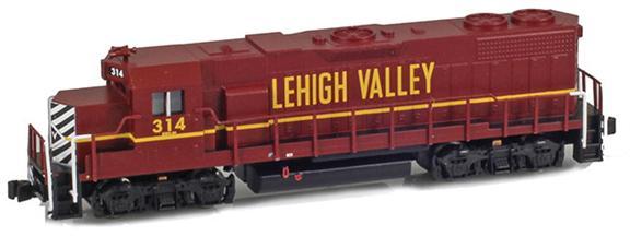 EMD GP38-2 – Lehigh Valle