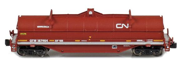 GTW (CN)- NSC Coil Cars