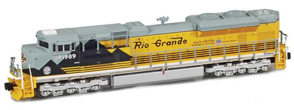 D&RGW Heritage SD70ACe