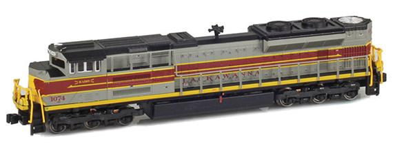 SD70ACe | NS Heritage | Lackawanna