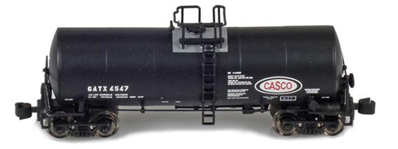 GATX (Casco) 17600 Gallon Tank Car