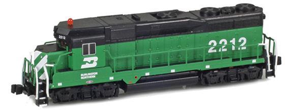 EMD GP30s – Burlington Northern