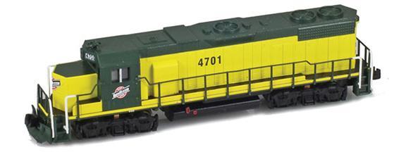 EMD GP38-2 – Chicago & North Western