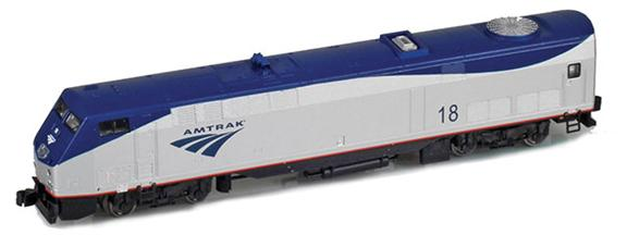 Amtrak Phase V GE P42