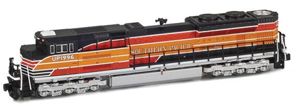 Southern Pacific Heritage SD70ACes