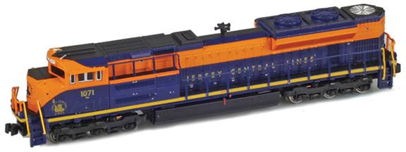 SD70ACe – NS – New Jersey Central