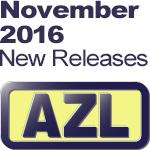 November 2016 New Releases | Part 2