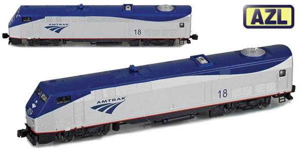 Amtrak GE P42 Genesis Phase V