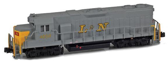 EMD GP38-2 – Louisville & Nashville