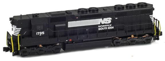 EMD SD45 | Norfork Southern | High Hood