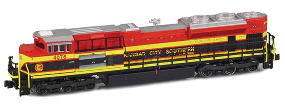 KCS de Mexico SD70ACe