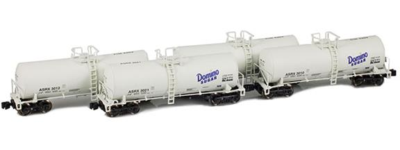 17,600 Gallon Corn Syrup Tank Cars | Domino Sugar