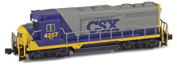 EMD GP30 | CSX