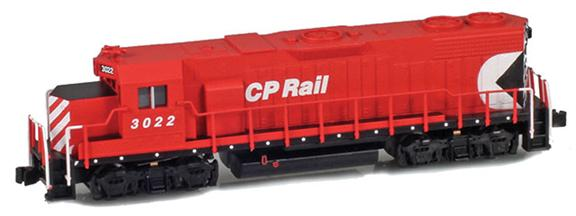 EMD GP38-2 | Canadian Pacific Rail
