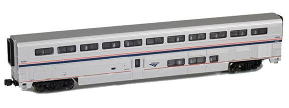 Amtrak Superliner I Coach Phase IVb