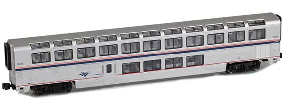 Amtrak Superliner I Lounge Phase IVb