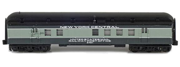 NYC RPO 3701 Two-Tone Gray
