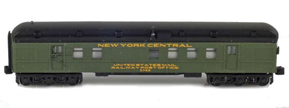 NYC RPO 3769 Pullman Green