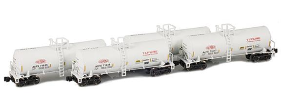 17,600 Gallon Corn Syrup Tank Cars | DuPont Ti-Pure