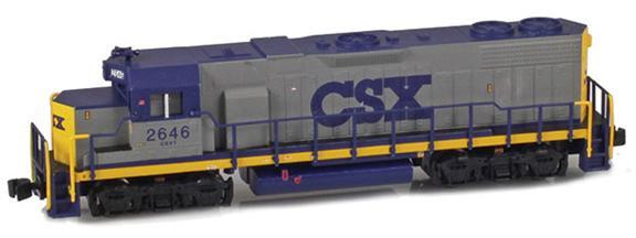 EMD GP38-2 | CSX