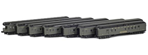 SOUTHERN Crescent Limited Set | 7-Car Set