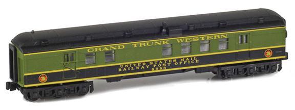 Grand Trunk Western RPO 9683