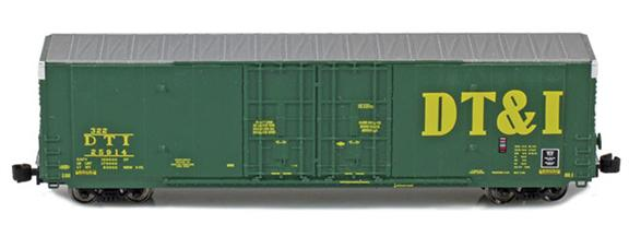 Greenville 60' Boxcars